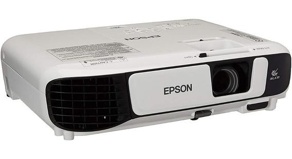 Proyector Epson Powerlite X41+ Xga 3600 Lúmenes Inalambrico