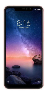 Xiaomi Redmi Note 6 Pro Dual SIM 64 GB Ouro-rosado