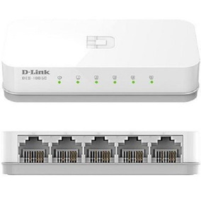 Switch D-link Des-1005c 5 Portas