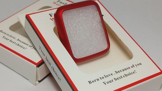 Capa Bumper Case Color Protetora 42 Mm Apple Watch
