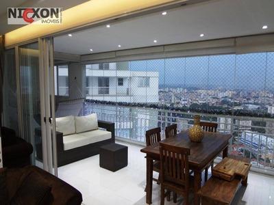 Apartamento Duplex 153m² Centro - Guarulhos Para Venda E Locação - Ap1004