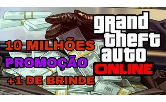 10 Milhões Gta 5 Xbox One