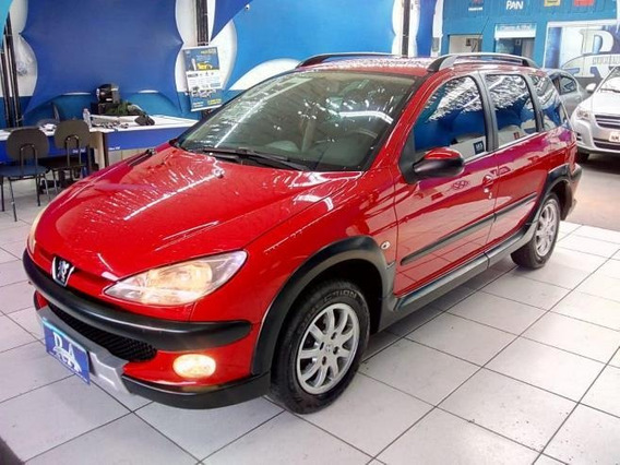 Peugeot 206 Sw Escapade 1.6 (flex) Flex Manual