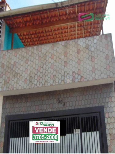 Imagem 1 de 24 de Casa Sobrado Em Jardim Três Marias - São Paulo - 4754