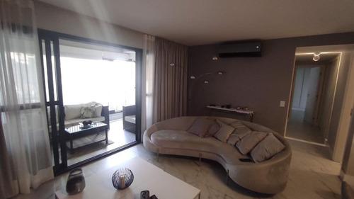 Imagem 1 de 17 de Apartamento Com 2 Dormitórios À Venda, 116 M² Por R$ 1.650.000,00 - Pompeia - São Paulo/sp - Ap7290