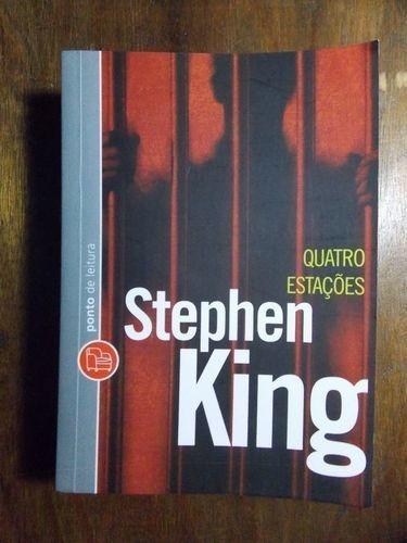 Livro Quatro Estações Stephen King