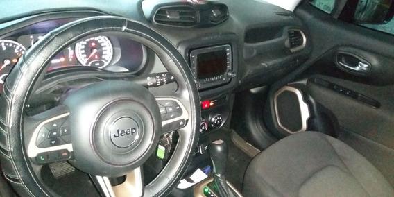 Jeep Renegade 2018 2.0 Custom 4x4 Aut. 5p
