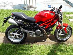 Moto Ducati Monster 1100 , Abs, Imperdível, Único Dono