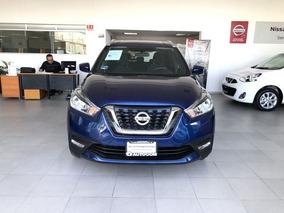 Nissan Kicks Kicks Advance Cvt A/c Negro 2017 Seminuevos