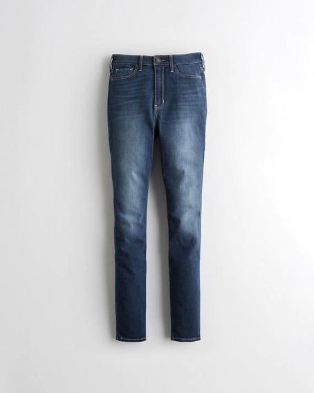 Jeans Hollister De Dama