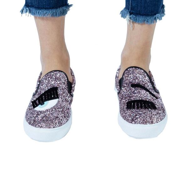 Customs Ba Zapato Panchas Zapatos Mujer Pancha Zapatilla
