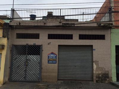 Salão Comercial Para Locação, Jardim Palmira, Guarulhos. - Sl0060