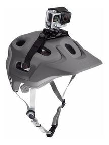 Faixa Capacete Ventilado Helmet Strep Gvhs30 Gopro Acessorio