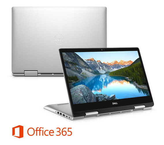 Notebook Touch 2 Em 1 Dell Inspiron 5482 I7 8gb Ssd + Office