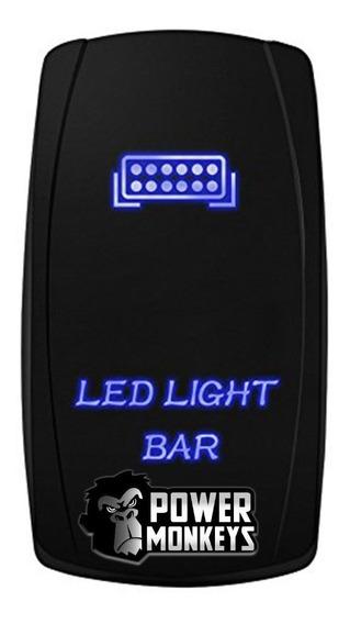 Por 2 Teclas Luces Universal Utv 4x4 Con Blacklight