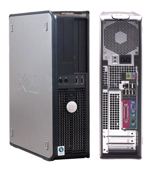 Desktop Dell Optiplex Dual Cor, 4gb Ddr3, Hd 500gb, Gt 630 2