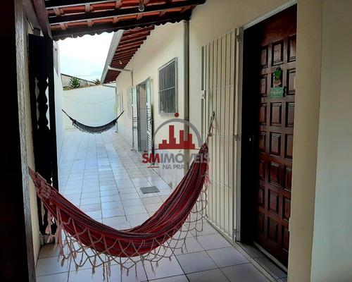 Imagem 1 de 25 de Casa 02 Dormitórios No Bairro Quietude Praia Grande - Ca00319 - 69402599