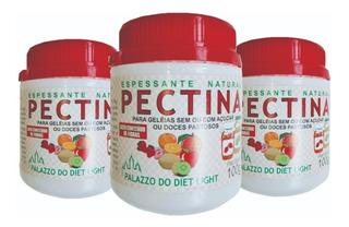 Pectina Cítrica - Pote 100g - Kit Com 3 Unidades