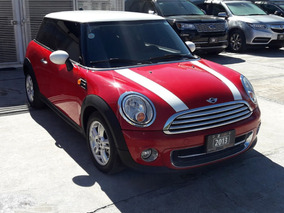 Mini Cooper 1.6 Salt Aa Tela At, Super, Tomo Auto, Credito