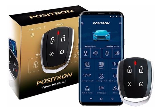 Alarme Automotivo Positron Px360bt Bluetooth Universal Px360