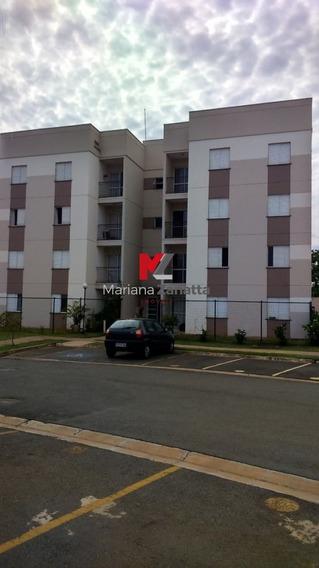 Apartamento Terras De São Pedro - Apartamento A Venda No Bairro Planalto Do Sol Ii - Santa Bárbara D