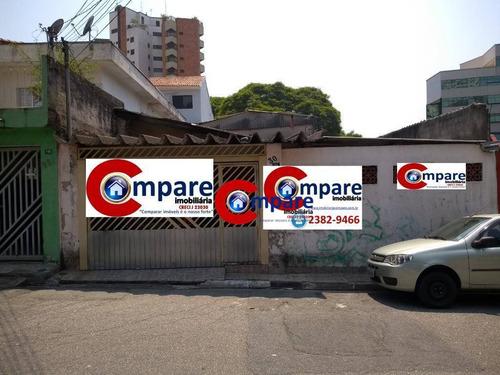 Casa Com 2 Dormitórios À Venda, 90 M² Por R$ 500.000,00 - Vila Progresso - Guarulhos/sp - Ca1236