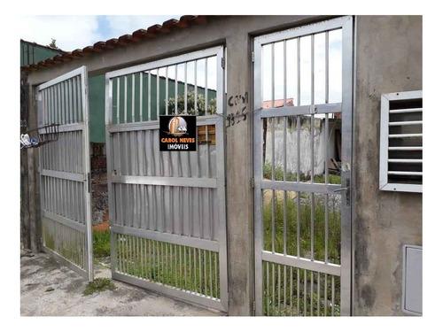 Imagem 1 de 10 de 5306 - Casa 1 Dormitório Balneário Vera Cruz Mongagua