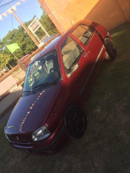 Renault Clio 1.9 Rl Aa 1999