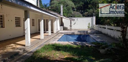 Imagem 1 de 30 de Casa Com 3 Suítes À Venda, 450 M² - Fazendinha - Carapicuíba/sp - Ca2633