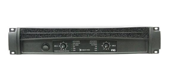 Amplificador De Potência 7200w R6 - Next Pro