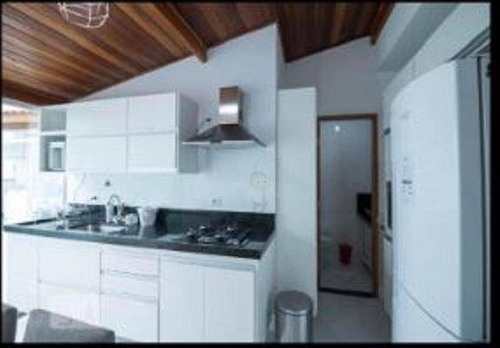 Cobertura Com 2 Dormitórios À Venda, 86 M² Por R$ 475.000,00 - Centro - Santo André/sp - Co0354