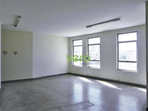Imagem 1 de 4 de Sala Para Alugar, 53 M² Por R$ 650,00/mês - Centro - Americana/sp - Sa0043