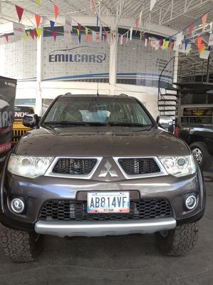 Mitsubishi Montero Sport Gls