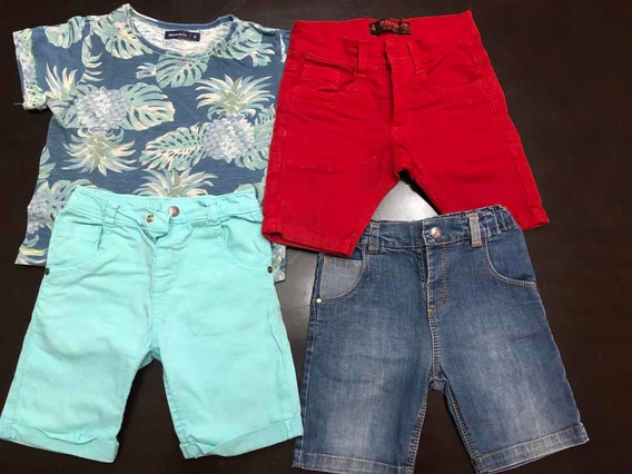 Bermudas Advanced.remera Mimmo.buzo H&m.floatimini.t3/4