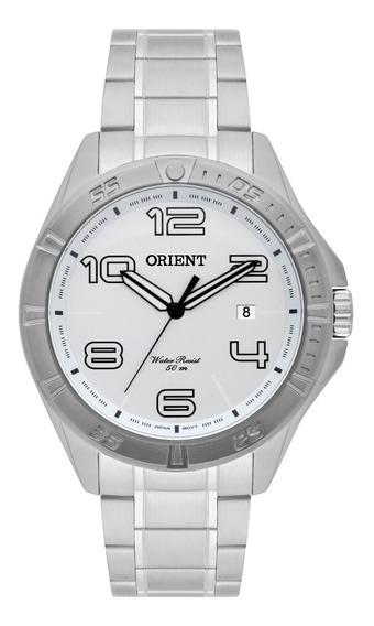 Relógio Orient Masculino Sport Mbss1274 S2sx Prata Oferta