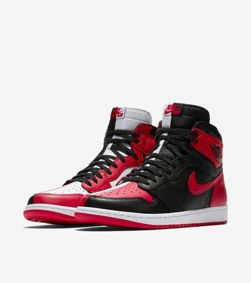 Nike Air Jordan 1homage To Home Tamanho 42