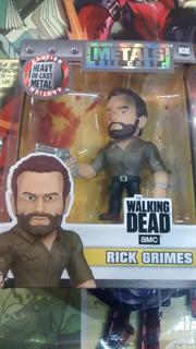 Rick Grimes The Walking Dead Metals Die Cast - En Stock