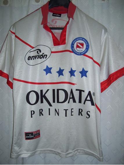 Argentinos Jrs. Envion Alternativa 1999 Okidata Talle 3