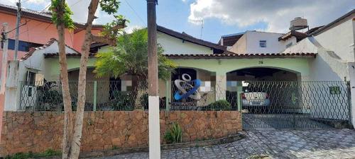 Imagem 1 de 21 de Casa Com 3 Dormitórios À Venda, 200 M²  - Vila São João - Caçapava/sp - Ca1018