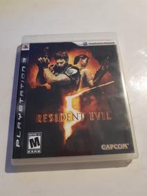 Resident Evil 5 Midia Física Ps3