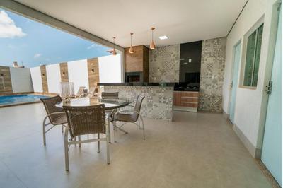 Casa Em Vicente Pires, Vicente Pires/df De 300m² 4 Quartos À Venda Por R$ 960.000,00 - Ca229314