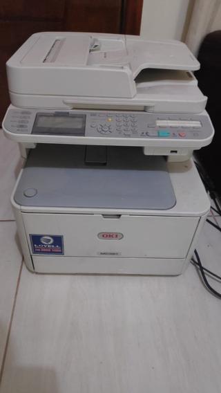 Impressora Oki Colorida Mc361