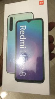 Xiaomi Note8 64gbAzul Preto E Branco