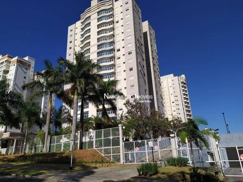 Apartamento Com 3 Dormitórios À Venda, 105 M² Por R$ 850.000,00 - Parque Prado - Campinas/sp - Ap0744