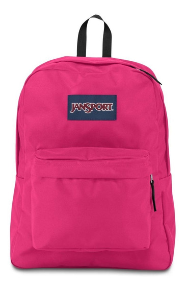 Zonazero Mochila Jansport Superbreak Bright Beet