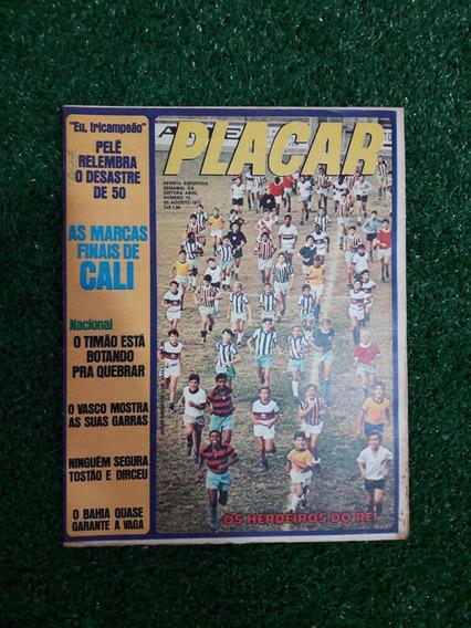 Revista Placar - Numero 75