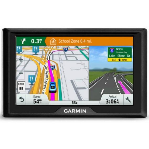 Gps Automotivo Garmin Drive 50 010-01532-6m Mapas Detalhado