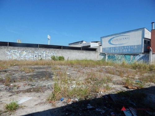Imagem 1 de 4 de Terreno Para Alugar, 510 M² Por R$ 7.000,00/mês - Vila João Basso - São Bernardo Do Campo/sp - Te0138