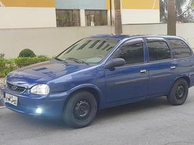Corsa Wagon Motor Novo Com Nota Fiscal 1.0 16v 4 Portas
