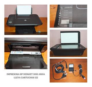 Impresora Hp 3050 Deskjet
